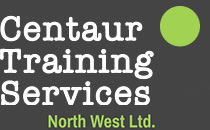 Centaur Training Services website logo