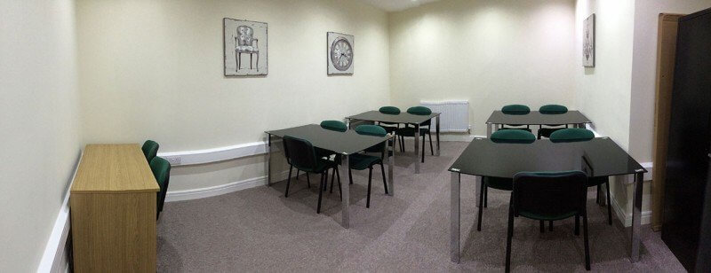 First Aid Training Silver Suite Panorama View