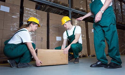 Manual Handling Health and Safety Training Course