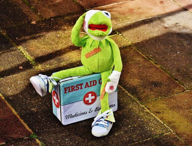 Children can be First Aid Heroes!
